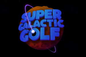 Coming Soon! Super Galactic Golf